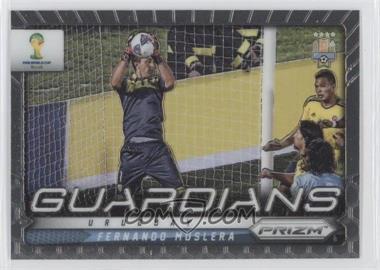 2014 Panini Prizm World Cup Guardians #23 - Fernando Muslera