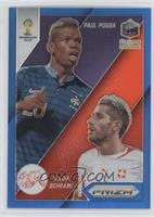Valon Behrami, Paul Pogba /199