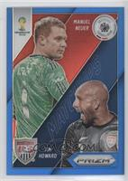 Manuel Neuer, Tim Howard /199