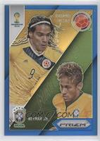 Neymar Jr., Radamel Falcao /199