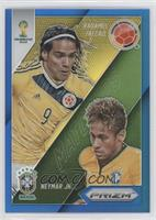 Neymar Jr., Radamel Falcao /199