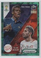 Paul Pogba, Valon Behrami /25