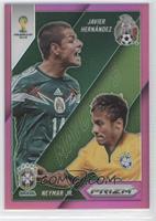 Javier Hernandez, Neymar Jr. /99