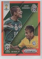 Javier Hernandez, Neymar Jr. /149
