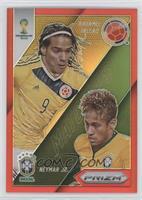 Radamel Falcao, Neymar Jr. /149