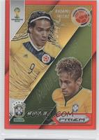 Radamel Falcao, Neymar Jr. /149