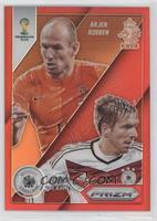 Arjen Robben, Philipp Lahm /149