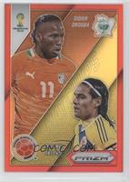 Didier Drogba, Radamel Falcao /149