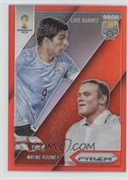 Luis Suarez, Wayne Rooney /149
