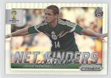 2014 Panini Prizm World Cup Net Finders Prizms #19 - Javier Hernandez