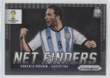 2014 Panini Prizm World Cup Net Finders #1 - Gonzalo Higuain