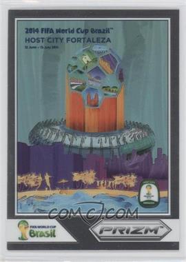 2014 Panini Prizm World Cup Posters #5 - Fortaleza