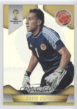 2014 Panini Prizm World Cup Prizms #47 - David Ospina