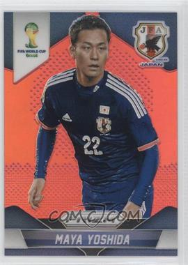 2014 Panini Prizm World Cup Red Prizms #197 - Maya Yoshida /149