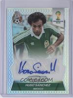 Hugo Sanchez /25