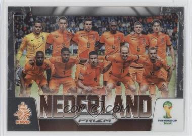 2014 Panini Prizm World Cup Team Photos #18 - Nederland