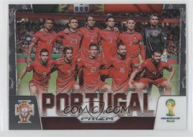 2014 Panini Prizm World Cup Team Photos #27 - Portugal