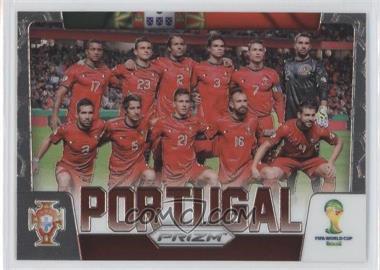 2014 Panini Prizm World Cup Team Photos #27 - Portugal