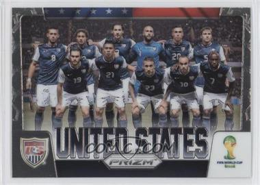 2014 Panini Prizm World Cup Team Photos #32 - United States