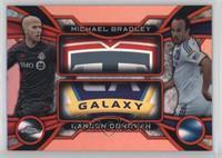 Michael Bradley, Landon Donovan /25