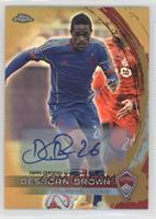 Deshorn Brown /50