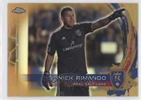 Nick Rimando /50