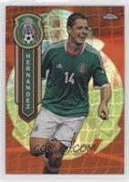 Javier Hernandez /75