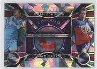 Sean Johnson, Mike Magee /10