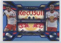 Tim Cahill, Thierry Henry /99