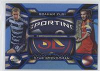 Graham Zusi, Kyle Beckerman /99