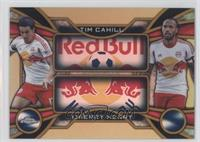 Tim Cahill, Thierry Henry /50