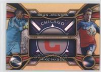 Sean Johnson, Mike Magee /50