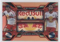 Tim Cahill, Thierry Henry /25