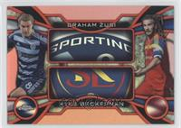 Graham Zusi, Kyle Beckerman /25