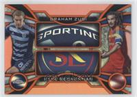 Graham Zusi, Kyle Beckerman /75