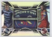 Graham Zusi, Kyle Beckerman