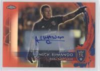 Nick Rimando /25
