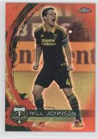 Will Johnson /25