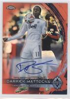 Darren Mattocks /25