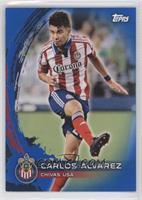 Carlos Alvarez /50