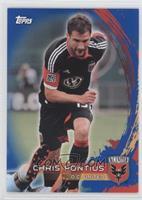Chris Pontius /50