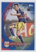 Eric Alexander /50