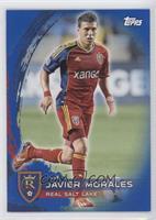 Javier Morales /50