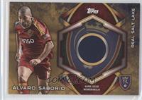 Alvaro Saborio /25