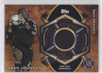 Sean Johnson /25