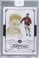 Legends - Roberto Baggio /1 [ENCASED]
