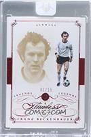 Legends - Franz Beckenbauer /15 [ENCASED]