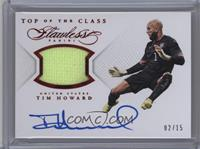 Tim Howard /15