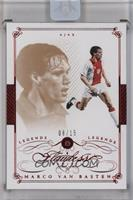 Legends - Marco Van Basten /15 [ENCASED]