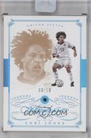 Legends - Cobi Jones /10 [ENCASED]